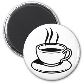 Imã Chávena de café quente