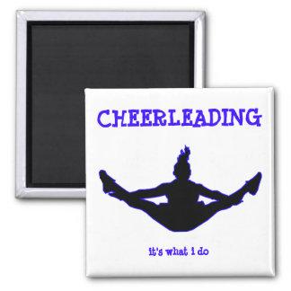 Imã Cheerleading: é o que eu faço a corrente chave do