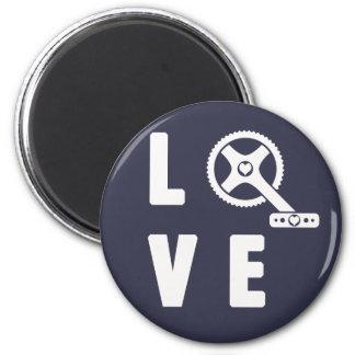Imã Ciclismo do amor