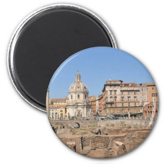 Imã Cidade antiga de Roma, Italia
