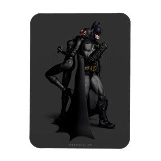 Ímã Cidade | Batman de Batman Arkham e mulher-gato