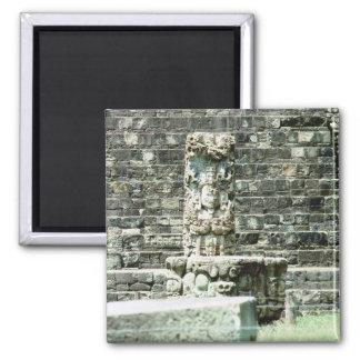 Imã Cidade da foto maia de Honduras das ruínas de