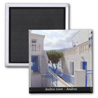 Imã Cidade de Andros - Andros