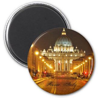 Imã Cidade do Vaticano, Roma, Italia na noite