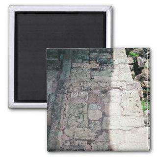 Imã Cidade maia antiga das ruínas da foto de Copan