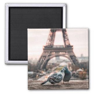 Imã Cidade romântica Paris