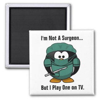 Imã Cirurgião engraçado
