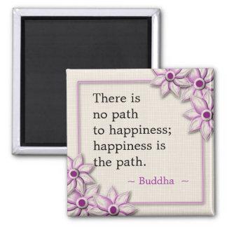 Imã Citações da felicidade de Buddha
