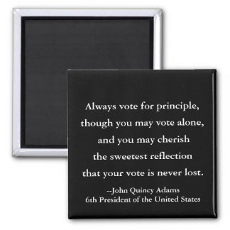 Imã Citações do presidente John Quincy Adams na