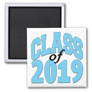 Imã Classe do azul 2019