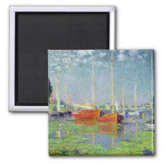 Imã Claude Monet | Argenteuil, c.1872-5