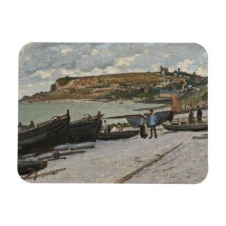 Ímã Claude Monet | Sainte-Adresse, 1867