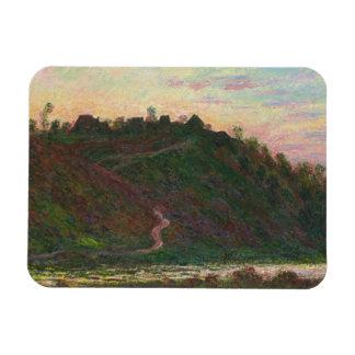 Ímã Claude Monet - vila do La Roche-Loura