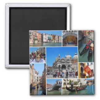 Imã Colagem de Veneza