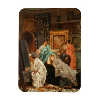 Ímã Coletor de Alma-Tadema | na altura de Augustus