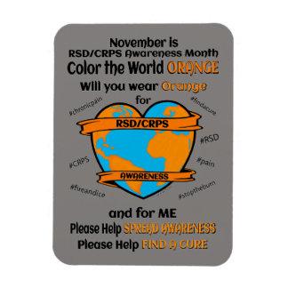 Ímã Colora a laranja… RSD/CRPS do mundo