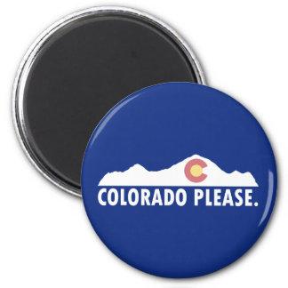 Imã Colorado por favor