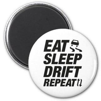 Imã Coma a repetição da tração do sono