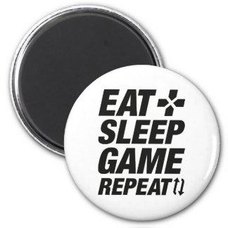 Imã Coma a repetição do jogo do sono