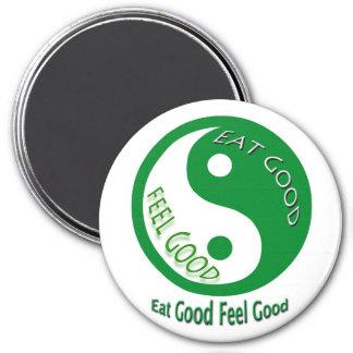 Imã Coma a saúde inspirador da boa dieta da sensação