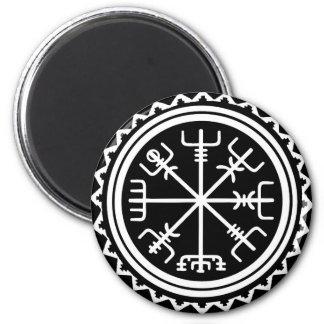 Imã Compasso de Viking Vegvisir