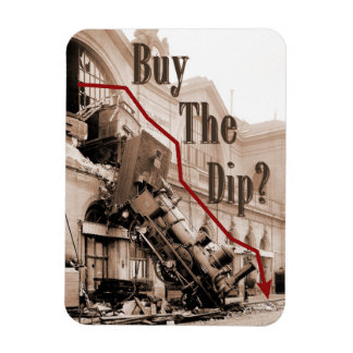 Ímã Compre o humor do mercado de valores de acção do
