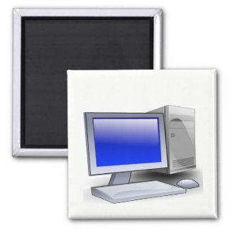 Imã Computador de secretária