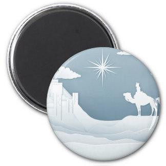 Imã Conceito do Natal da natividade dos homens sábios