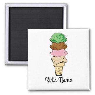 Imã Cone do sorvete