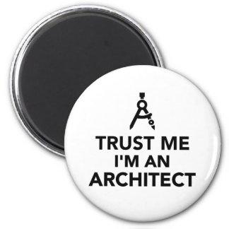 Imã Confie que eu mim é um arquiteto