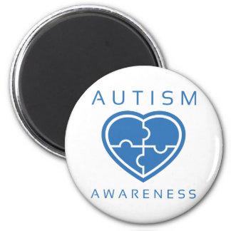 Imã Consciência do autismo