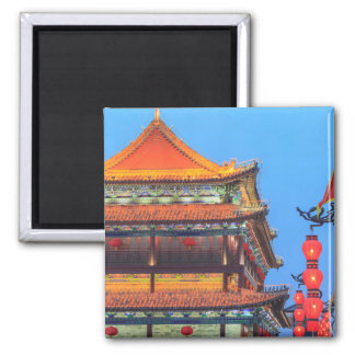 Imã Construção da parede da cidade de Xi'An