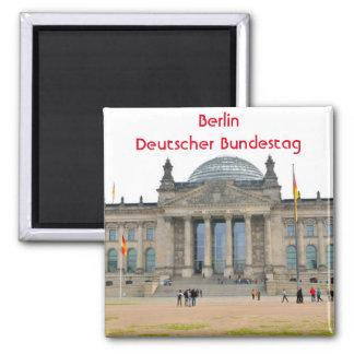Imã Construção de Reichstag em Berlim, Alemanha