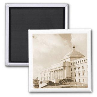 Imã Construção do Capitólio de San Juan, história,