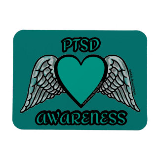 Ímã Coração/asas… PTSD