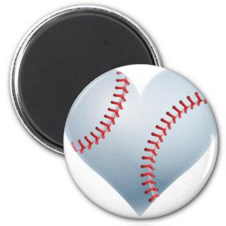 Imã Coração do basebol