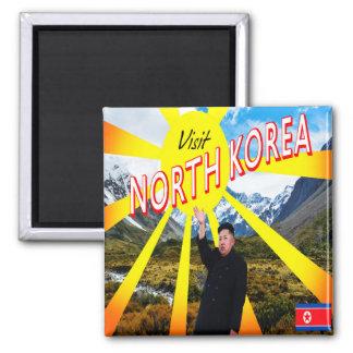Imã Coreia do Norte da visita