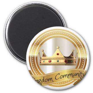 Imã Coroa da comunidade do reino