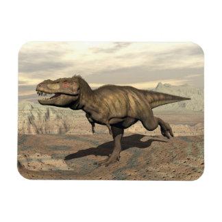 Ímã Corredor do tiranossauro - 3D rendem