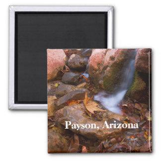 Imã Córrego em Payson, arizona