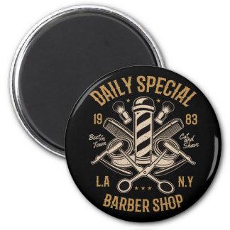 Imã Corte e Shave especiais diários da barbearia