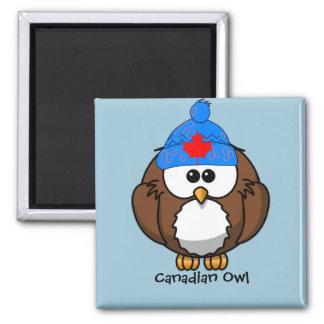 Imã Coruja canadense