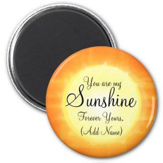 Imã Costume você é minha luz do sol