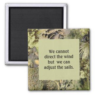 Imã Cotação do vento & das velas com quadro do tom da