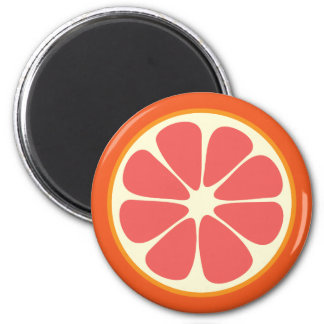 Imã Cozinha suculenta da fatia dos citrinos do verão