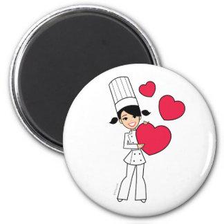 Imã Cozinheiro chefe da cozinha