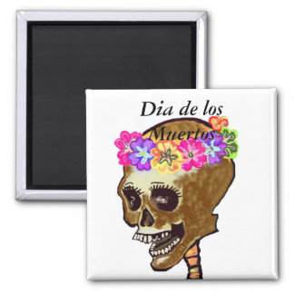Imã Crânio de Diâmetro de los Muertos