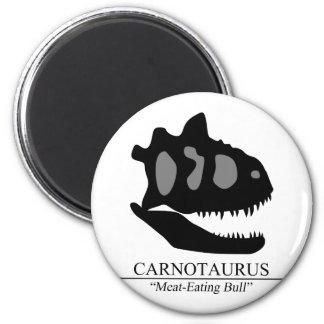 Imã Crânio do Carnotaurus