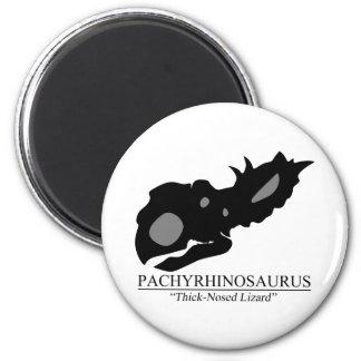 Imã Crânio do Pachyrhinosaurus