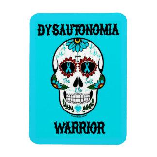 Ímã Crânio… Dysautonomia do guerreiro/açúcar